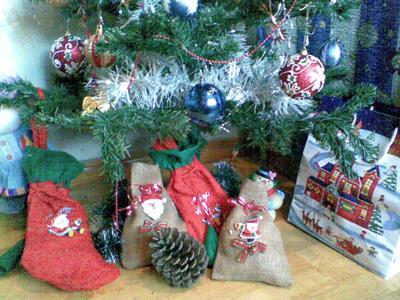 Подарки от ДедМороза