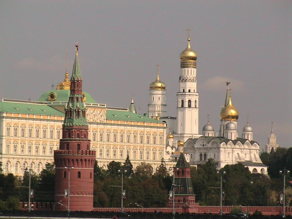МОСКВА-2007г, КРЕМЛЬ