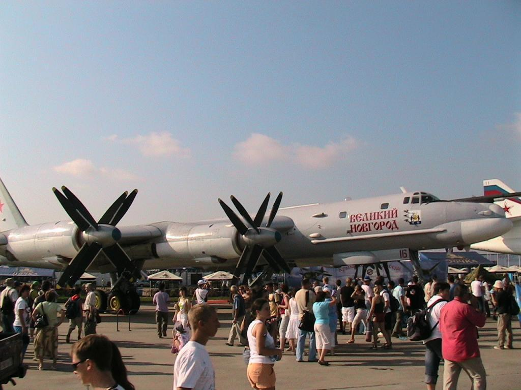 МАКС-2007, г.Жуковский, ТУ-90