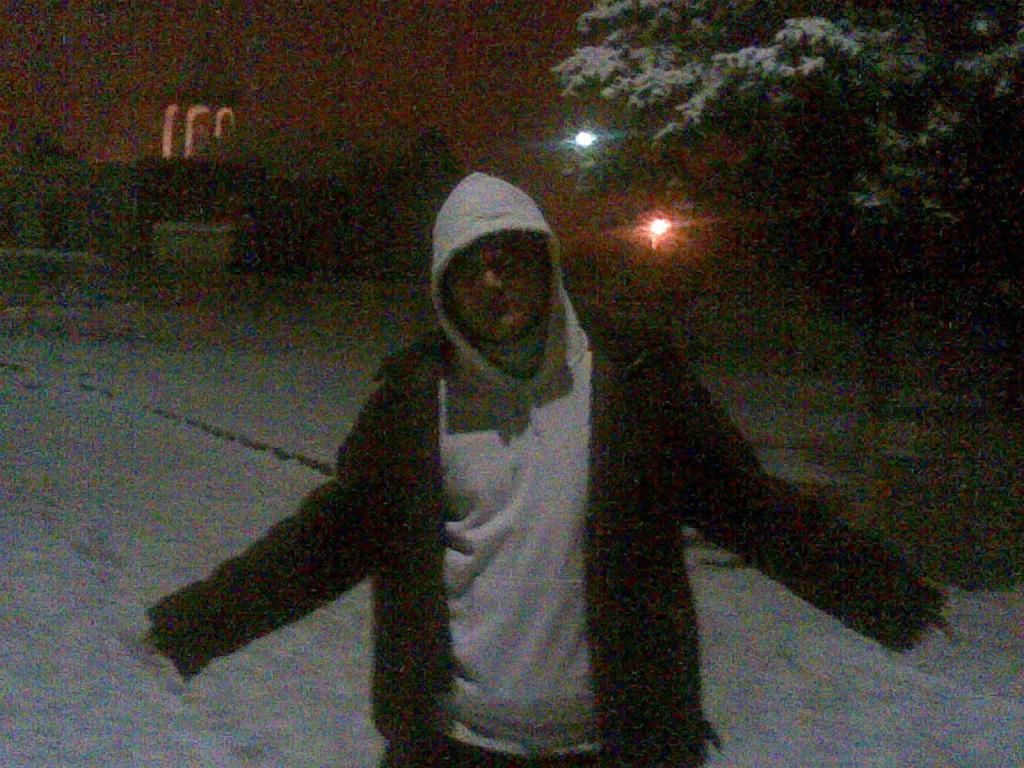 Рустави..зима 2008...