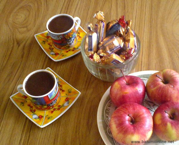 Кофе у Фуфы