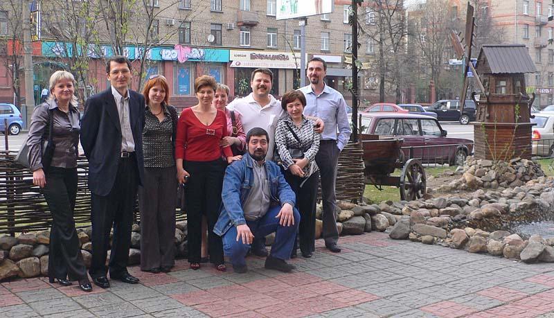 12 апреля 2008г. Москва