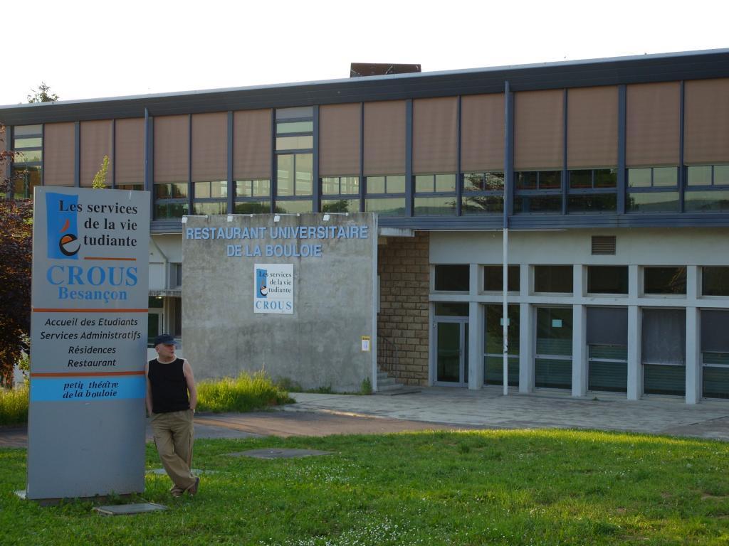 Besançon. Campus.