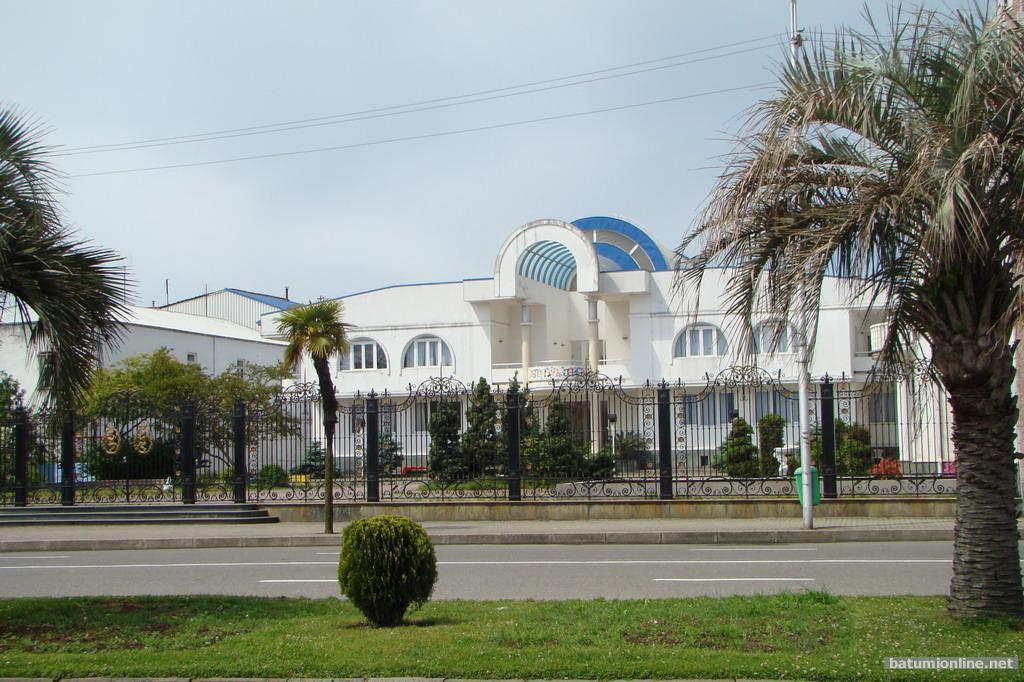 Детский сад на улице Гогебашвили