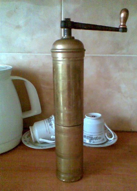 Батумская кофемолка