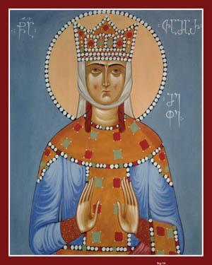 Saint Tamar of Georgia