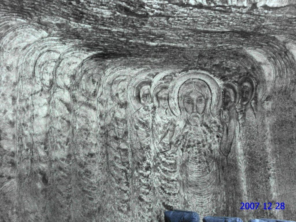 Соляная шахта в г.Соледар, Донецкая обл.