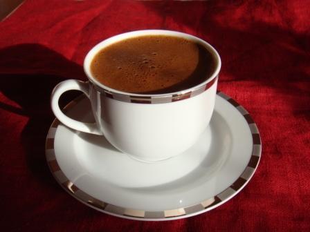 кофе по-богемски