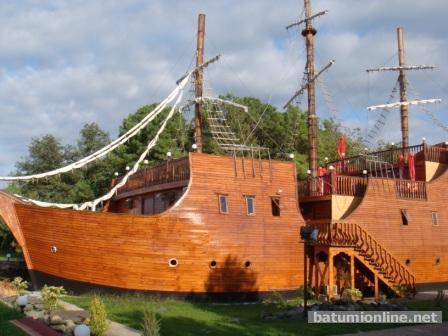 корабль который на вечном приколе