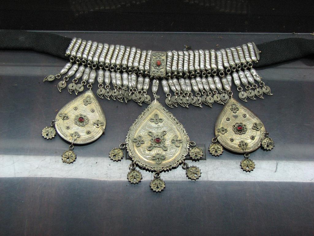 старинное женское украшение из Мачахелы