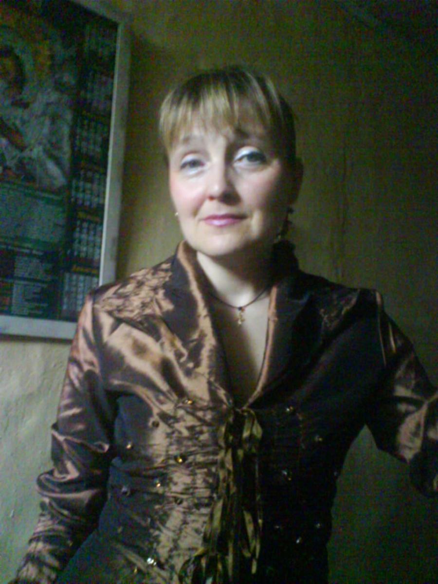 Моя тётя