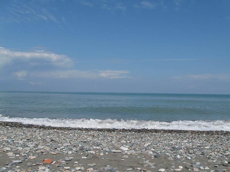 Море-море...