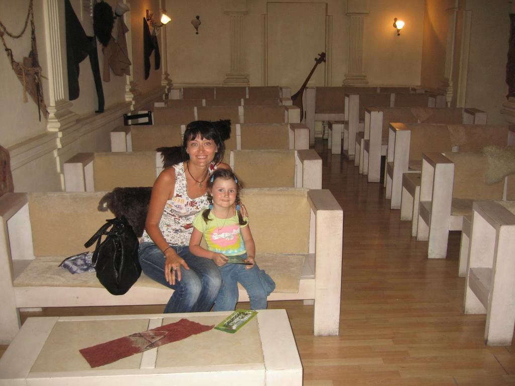 Тбилиси. Грузинский фольклорный театр