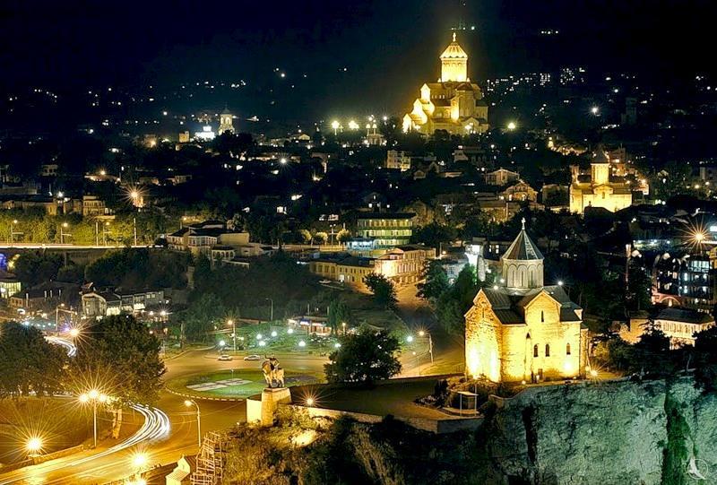 Тбилисо:) Мне очень нравится