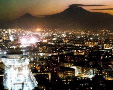 Это Ереван. Выскажите Ваше мнение.