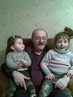 Я и внучки