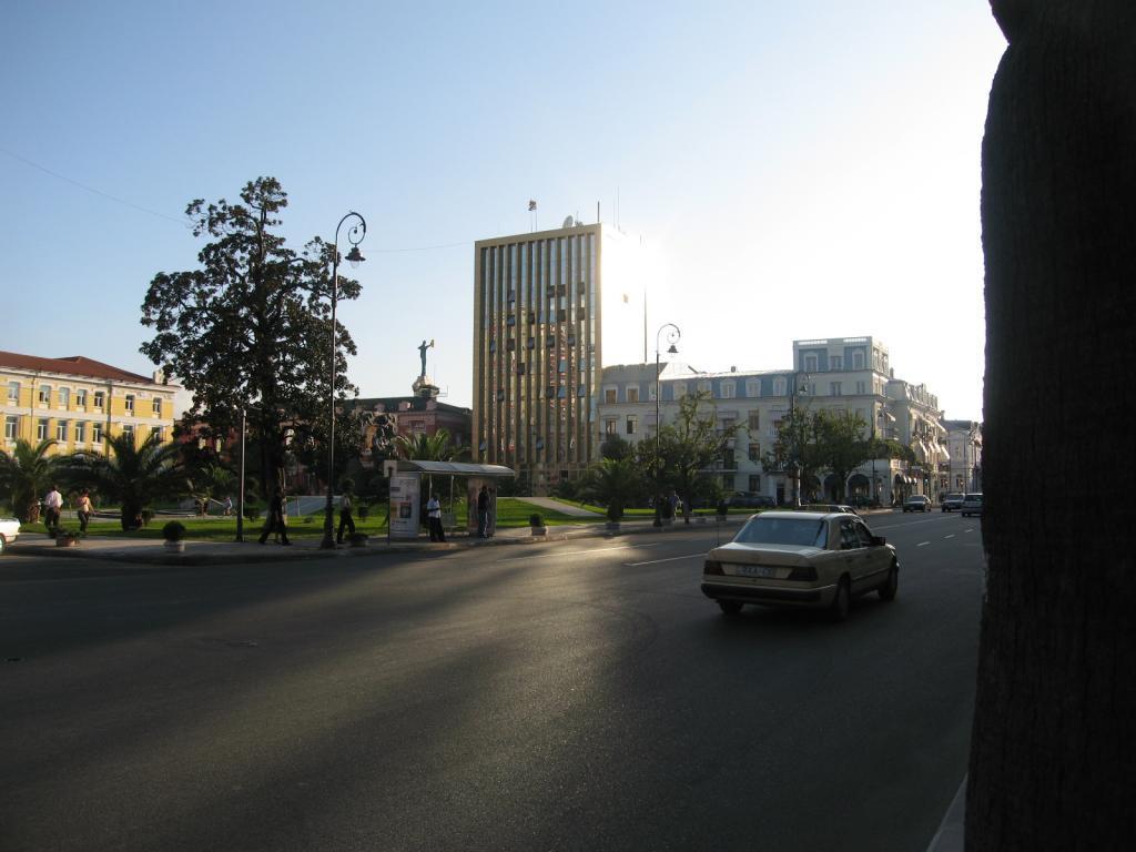 Батумские улицы
