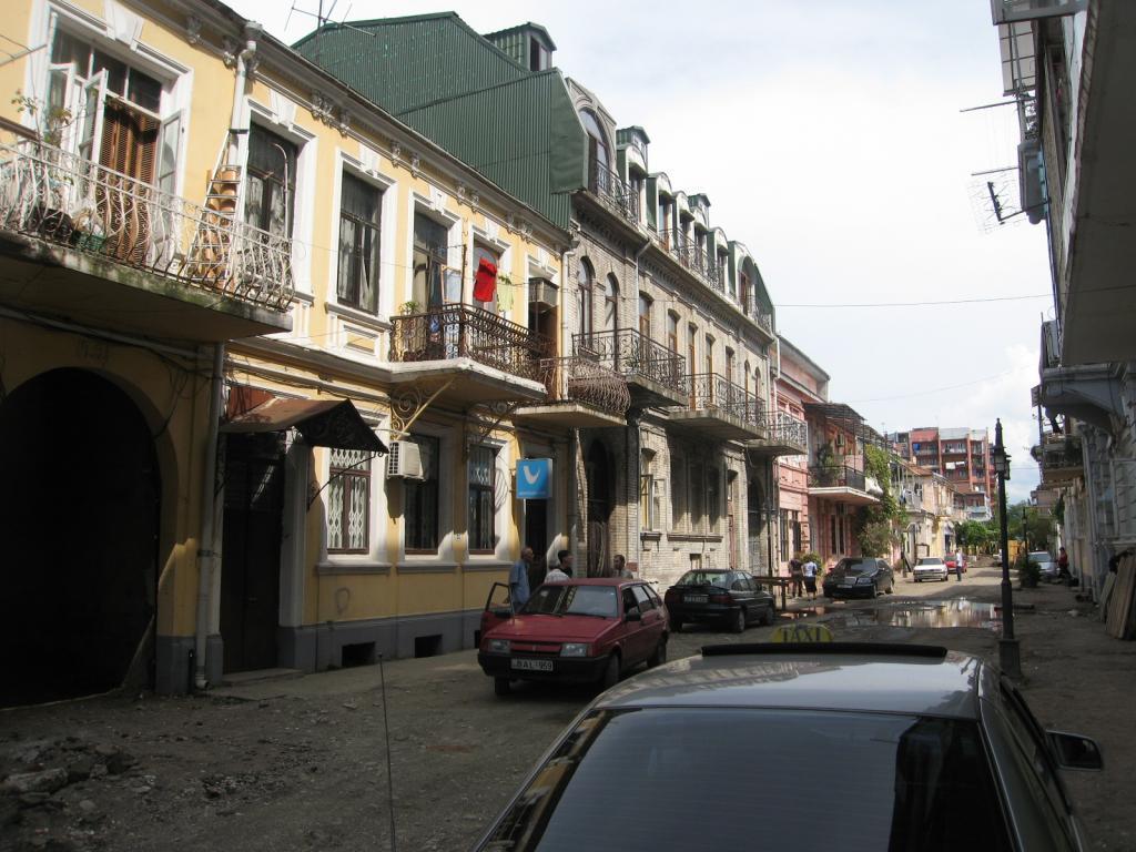 Моя улица, мой дом