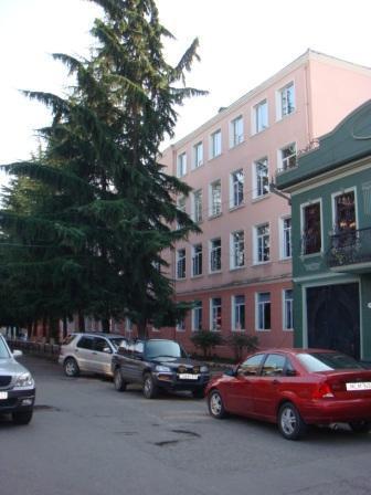 7 школа, Тургенева