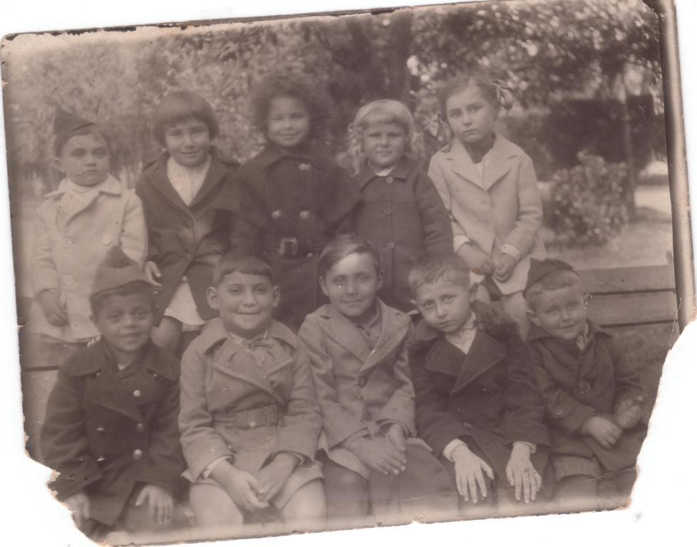 АРИК 3-4 года Детсад ЛЁЛИ Щербиной - 1936 г.
