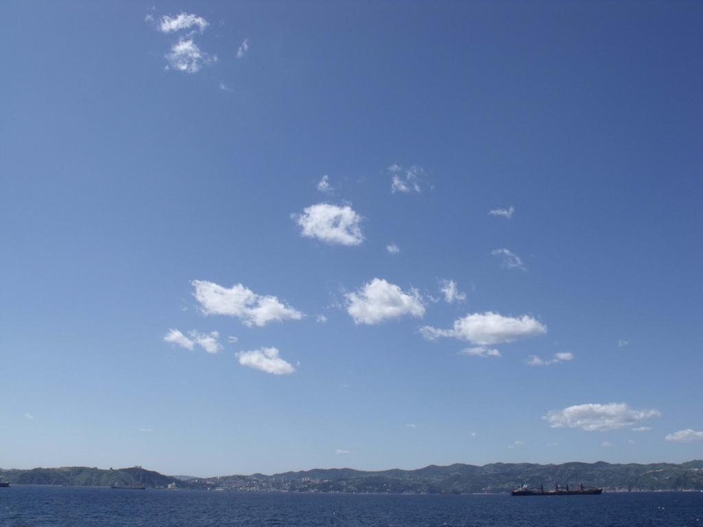 Небо Атлантики