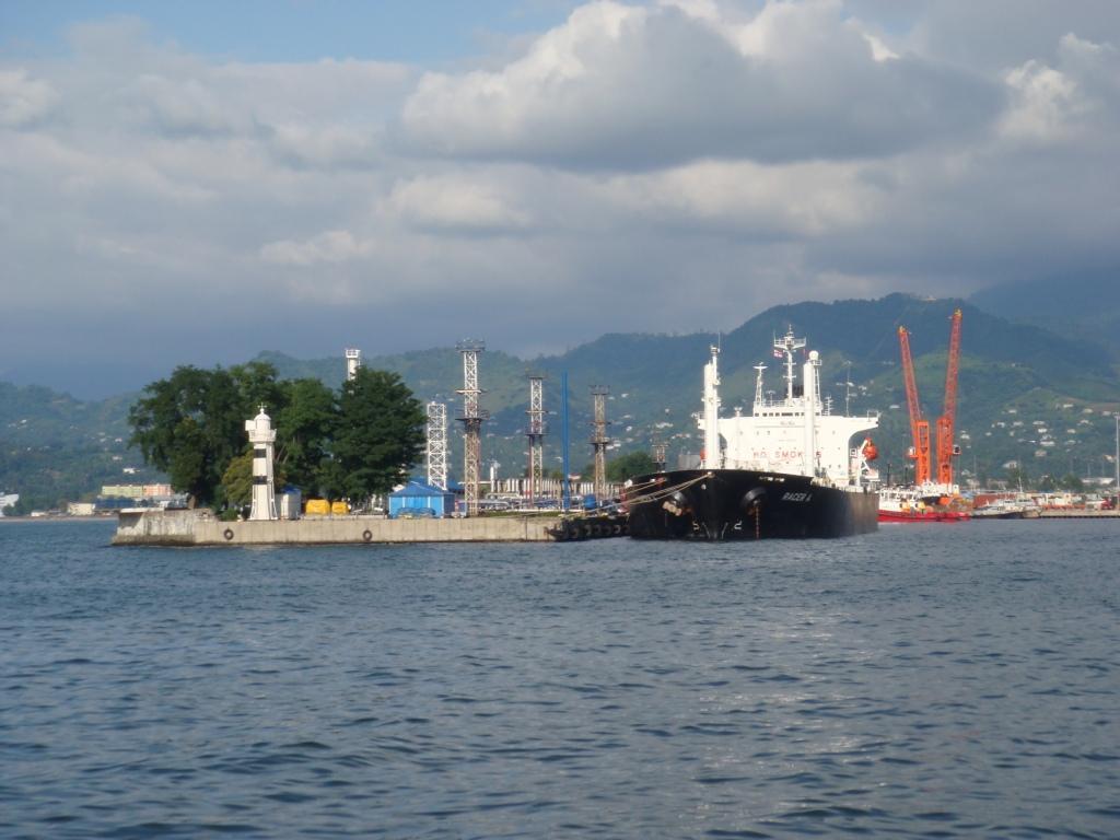 ещё танкер