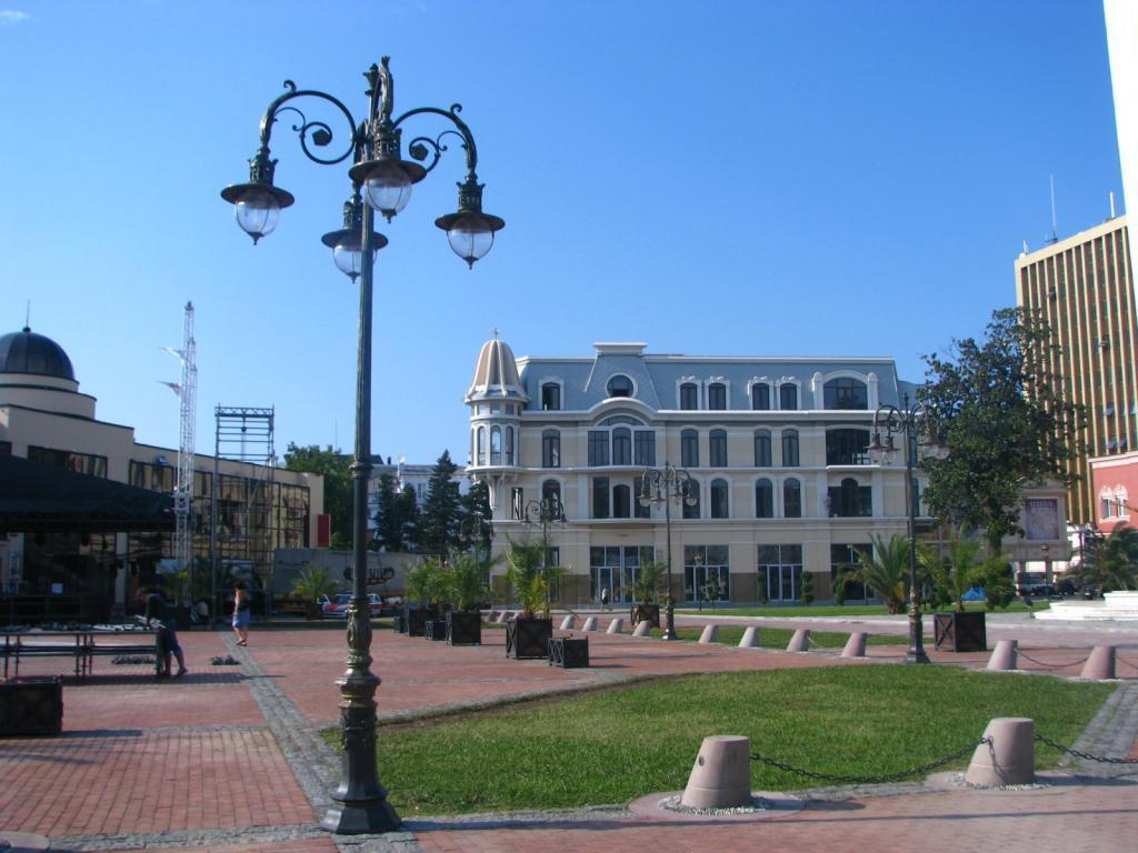 I love Batumi