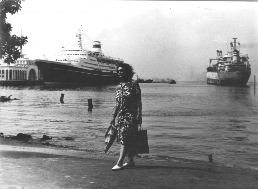 НАБЕРЕЖНАЯ,1973 г.