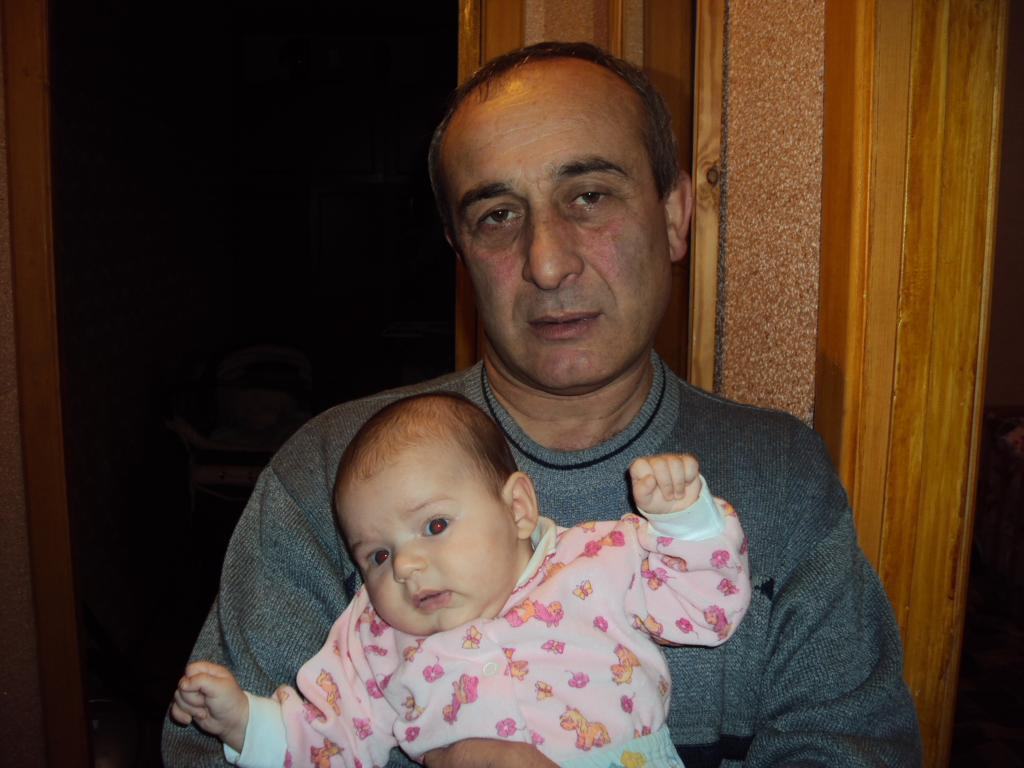 Муж и младшая дочь