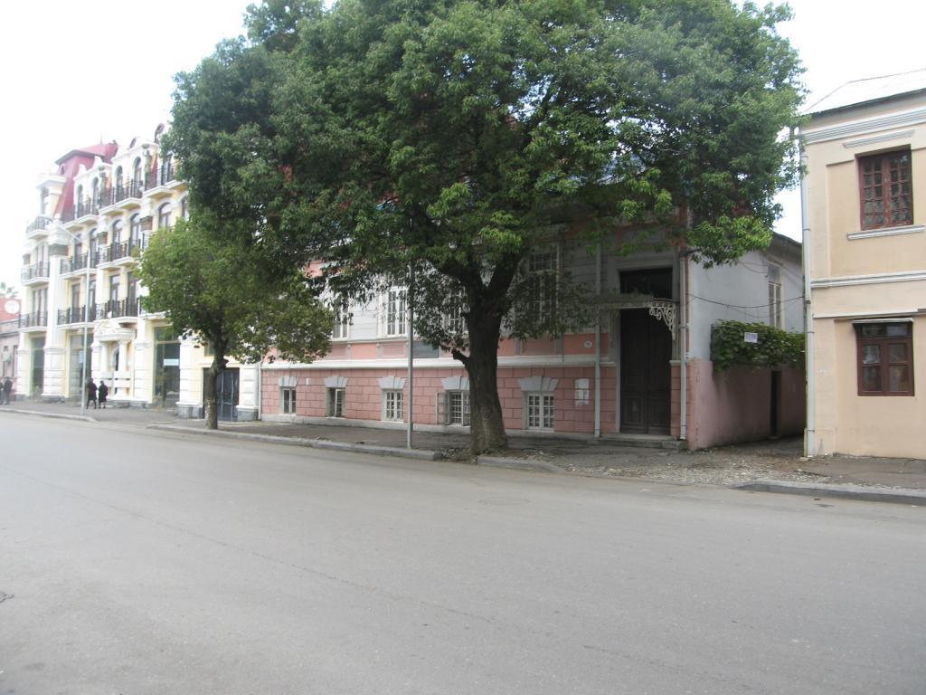 Дом №13 по бывшей ул.Шаумяна