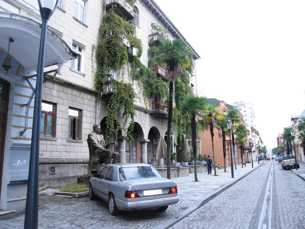 Улица Мемеда Абашидзе