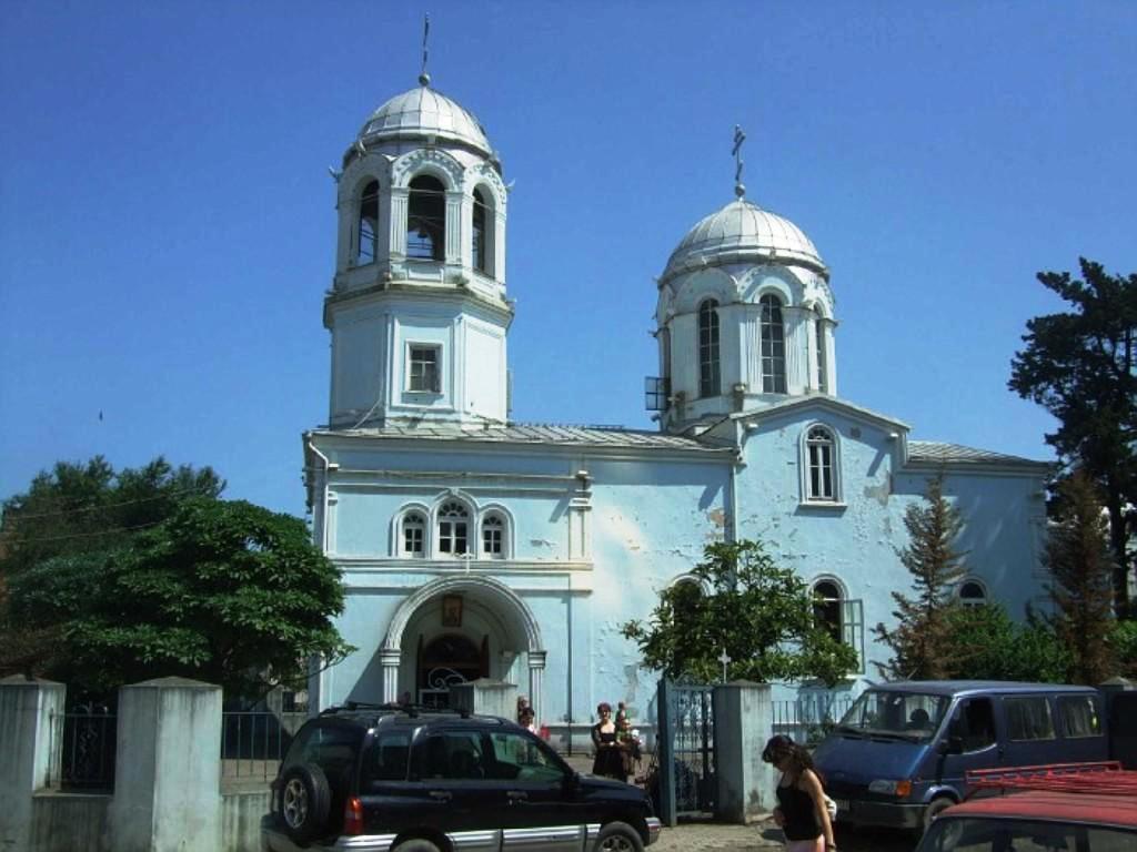 Греческая православная церковь Св.Николая