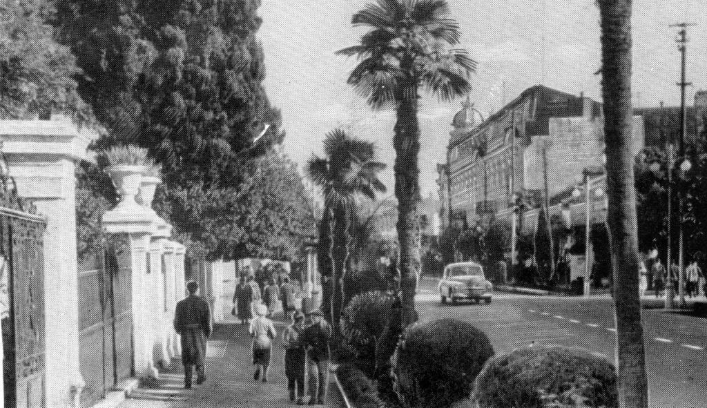 Батуми 1960,ул.Сталина