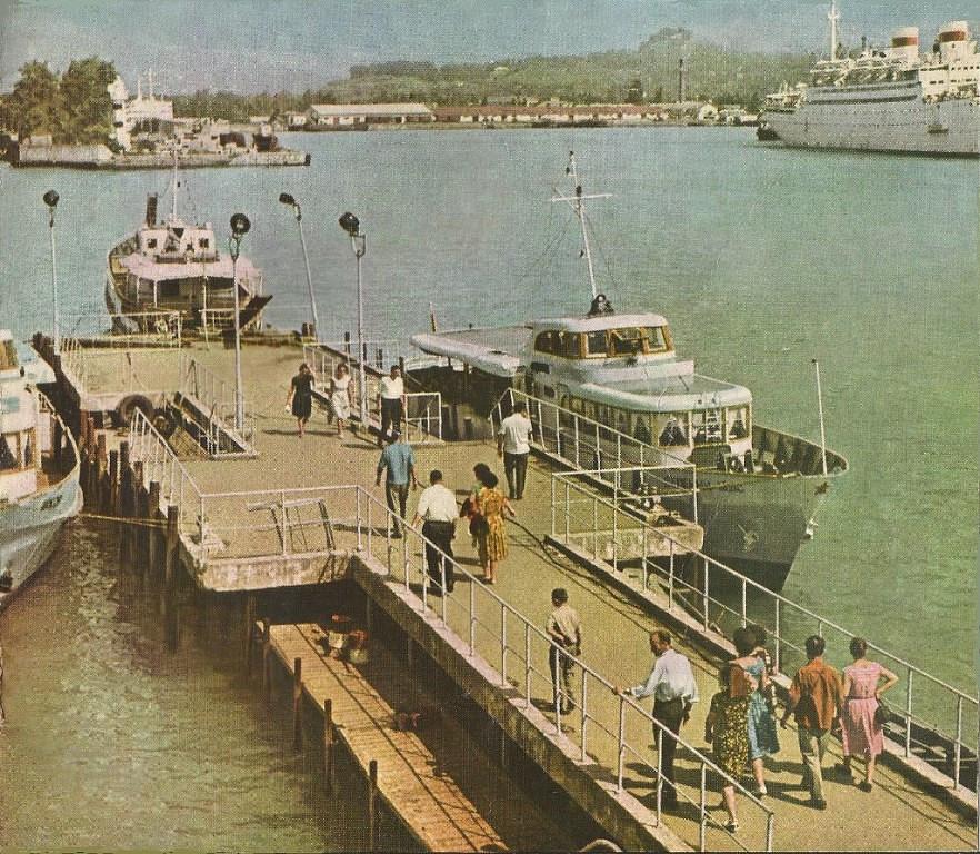 Батумъ Батуми , порт