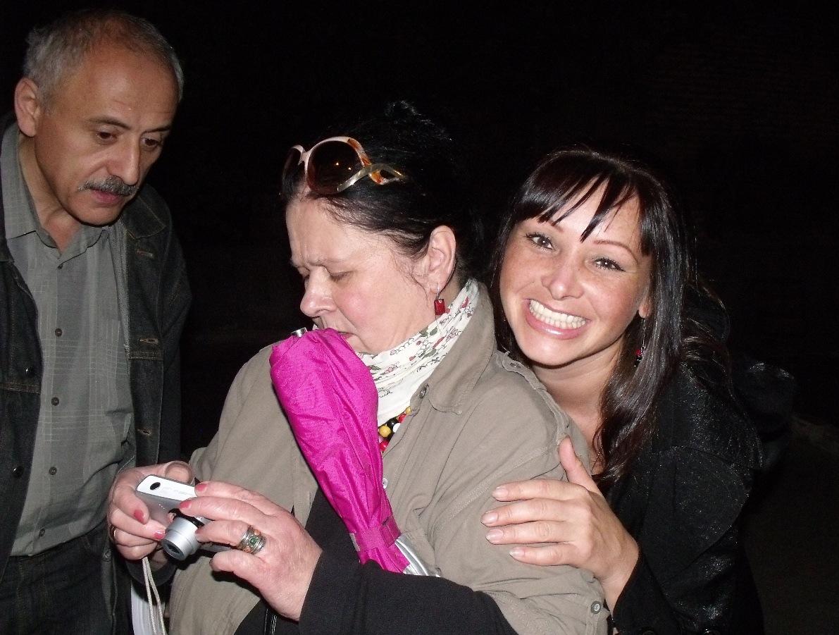 "Презентация альманаха ""На холмах Грузии"" в Тбилиси (15 октября 2011)"