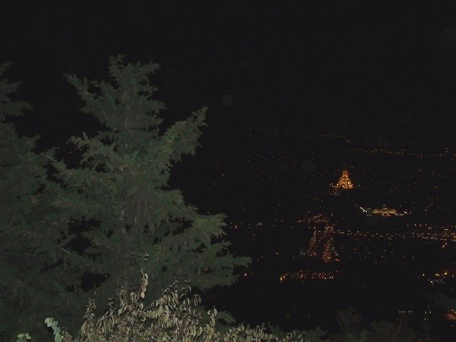 Вечерний Тбилиси (октябрь 2011)