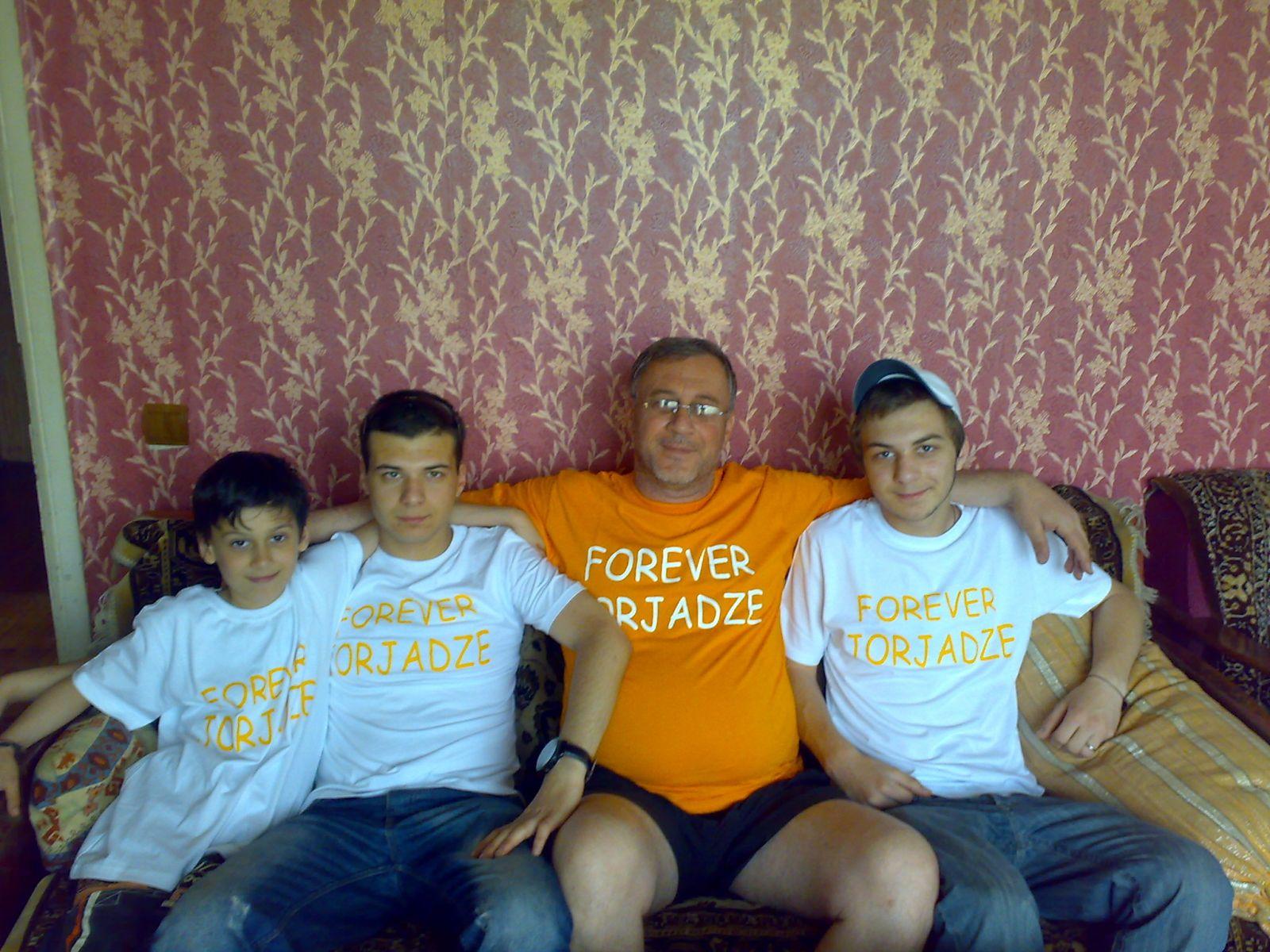 мои любимые Жоржадзики))))))