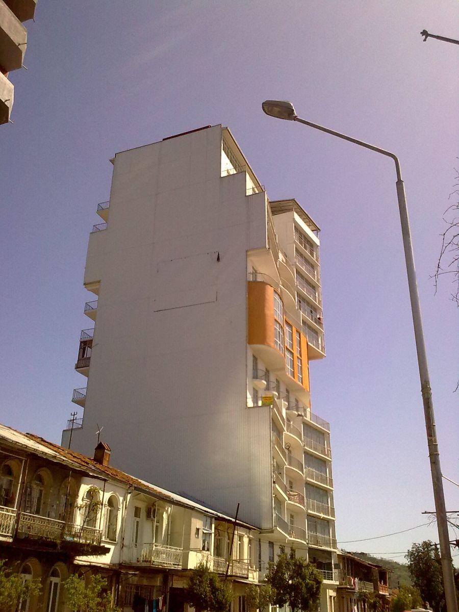 заштопанный дом
