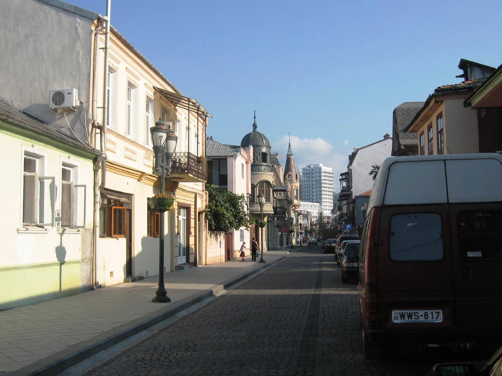 IMG 8882      Бывшая улица Либкнехта