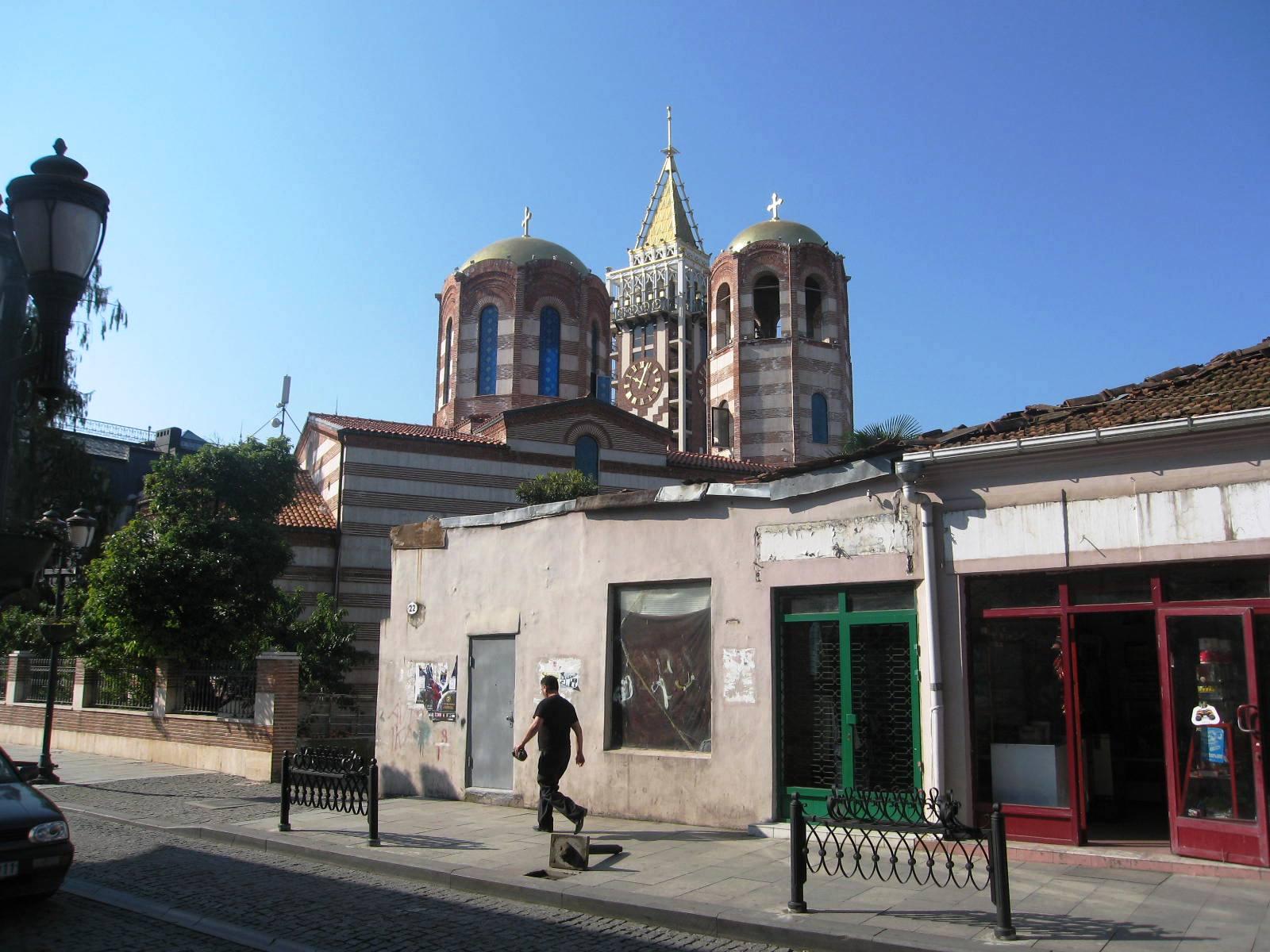 IMG 8892       Греческая церковь Святого Николая