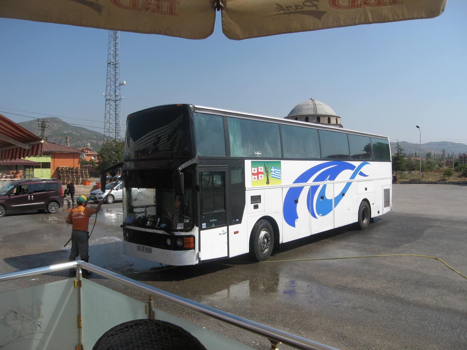 IMG 8714         Турция  (на автобусе из Афин в Батуми).