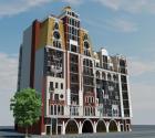Квартиры в новом доме на ул. В.Пшавелы